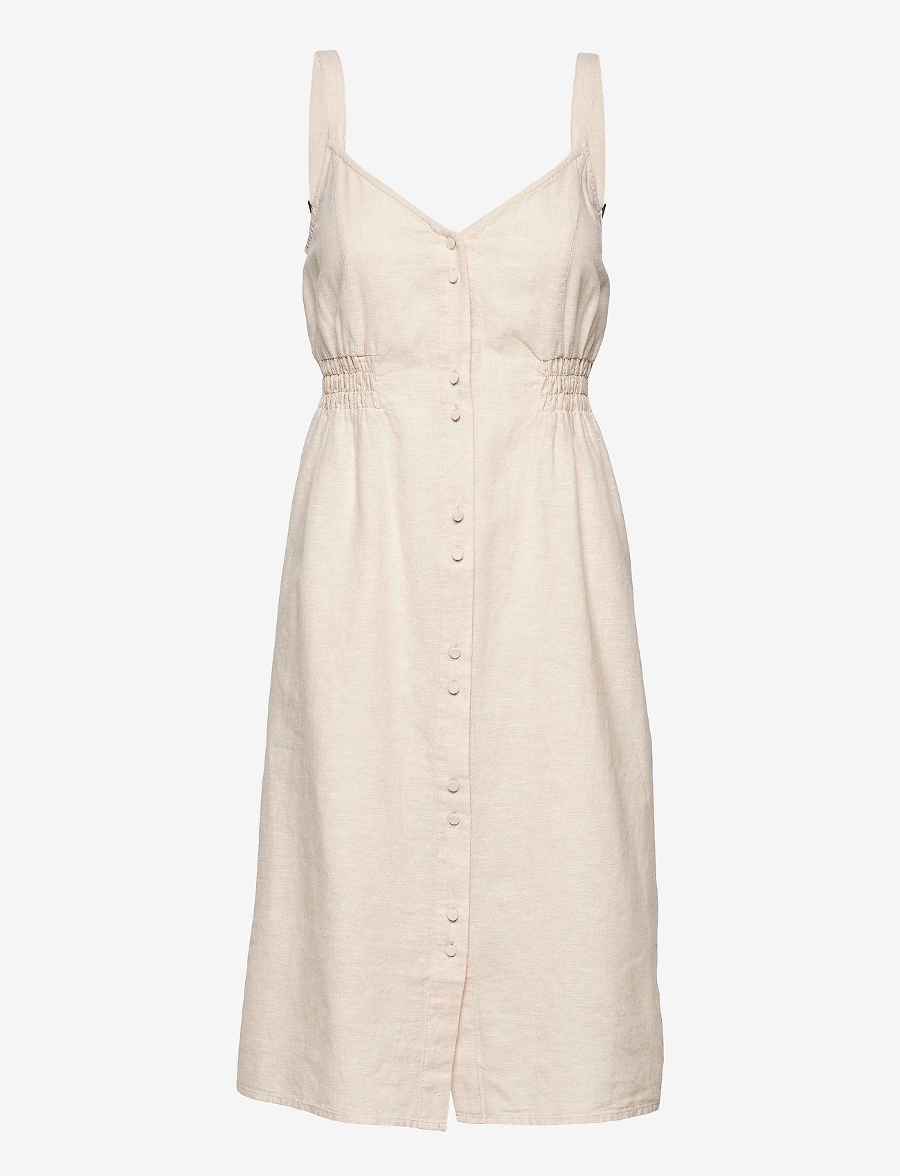 Twist & Tango - Alianna Dress - sommarklänningar - neutral beige - 0