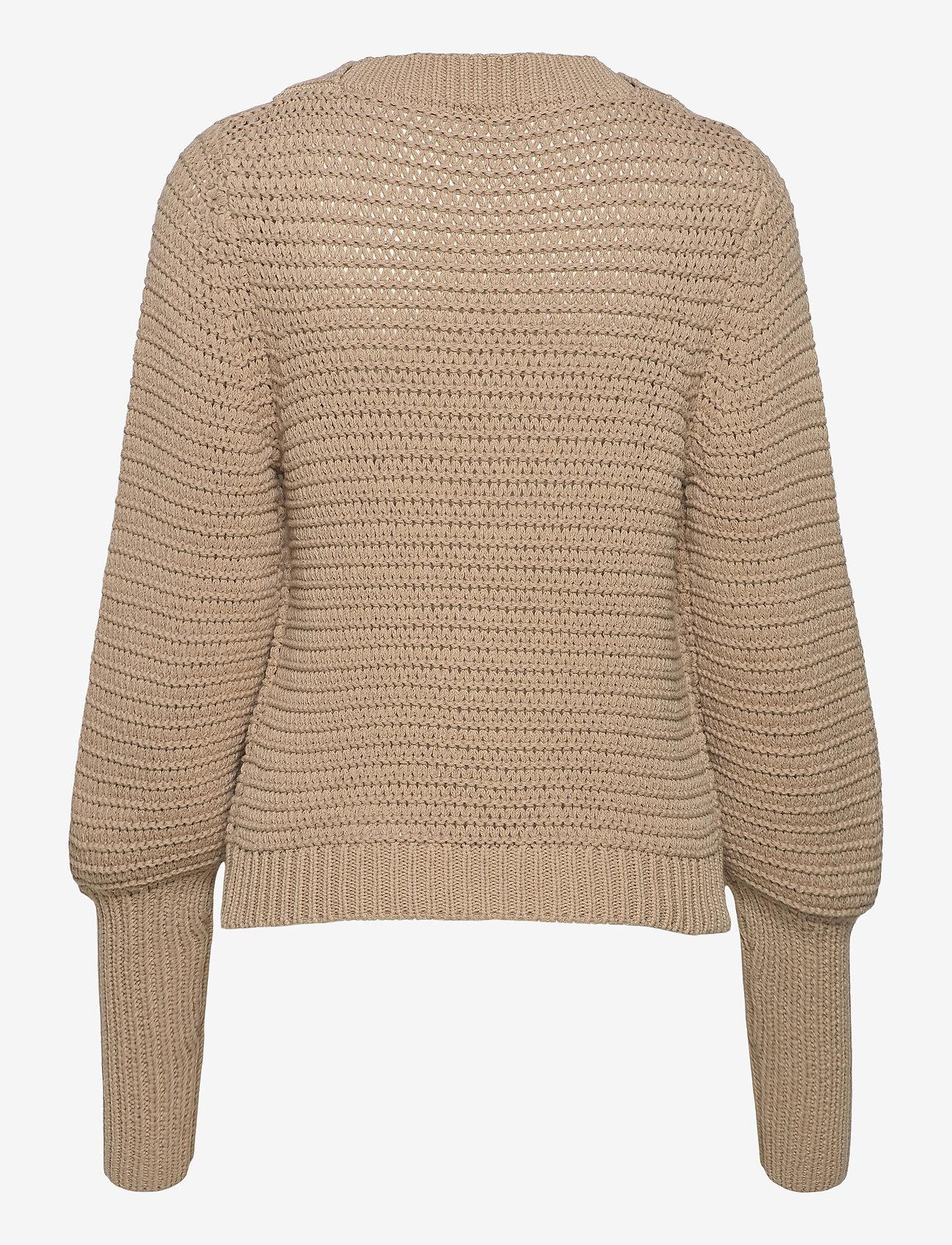 Twist & Tango - Ruby Sweater - tröjor - sand - 1
