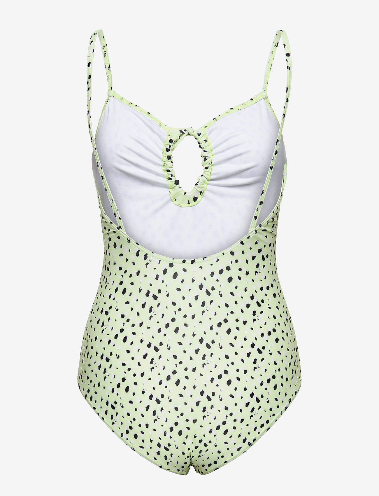 Twist & Tango - Honolulu Swimwear - baddräkter - spirulina mini dot - 1