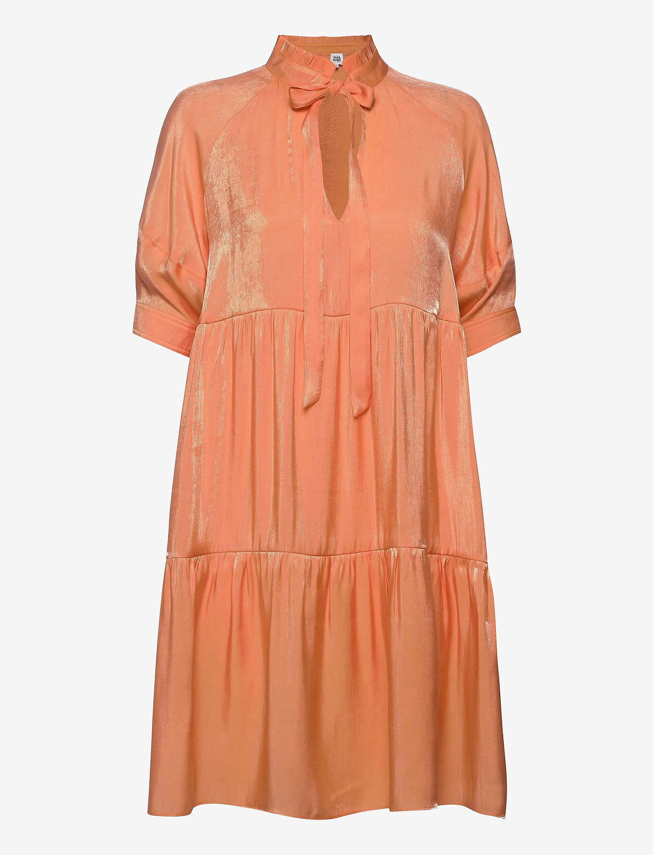 Twist & Tango - Holly Dress - sommarklänningar - peach - 0