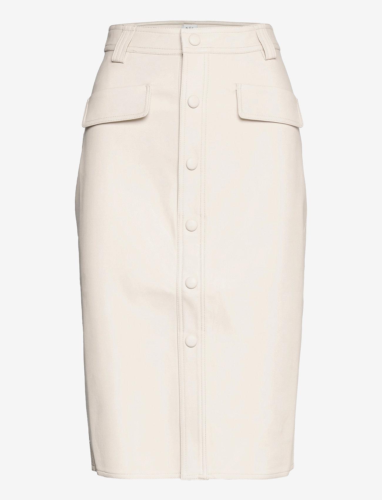 Twist & Tango - Karin Skirt - midi kjolar - whispy white - 0
