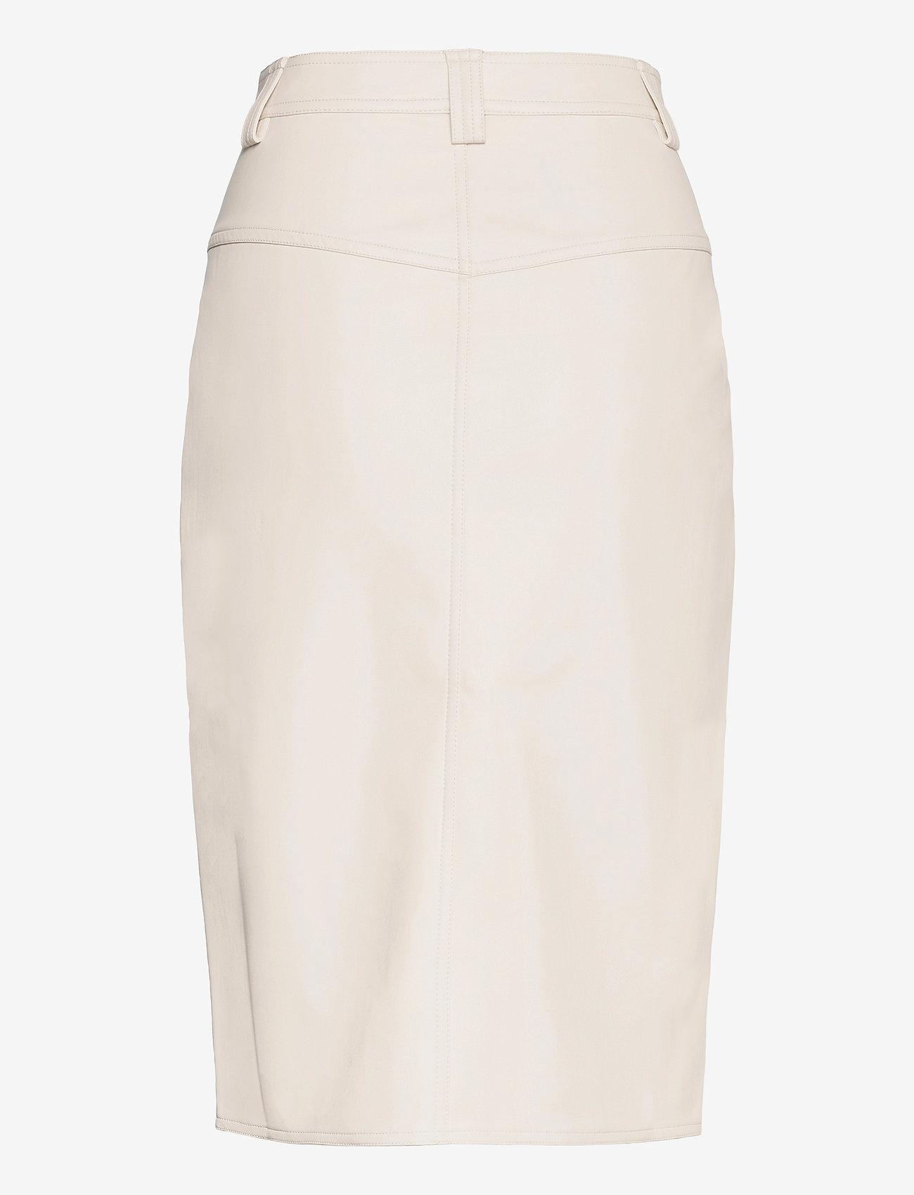Twist & Tango - Karin Skirt - midi kjolar - whispy white - 1
