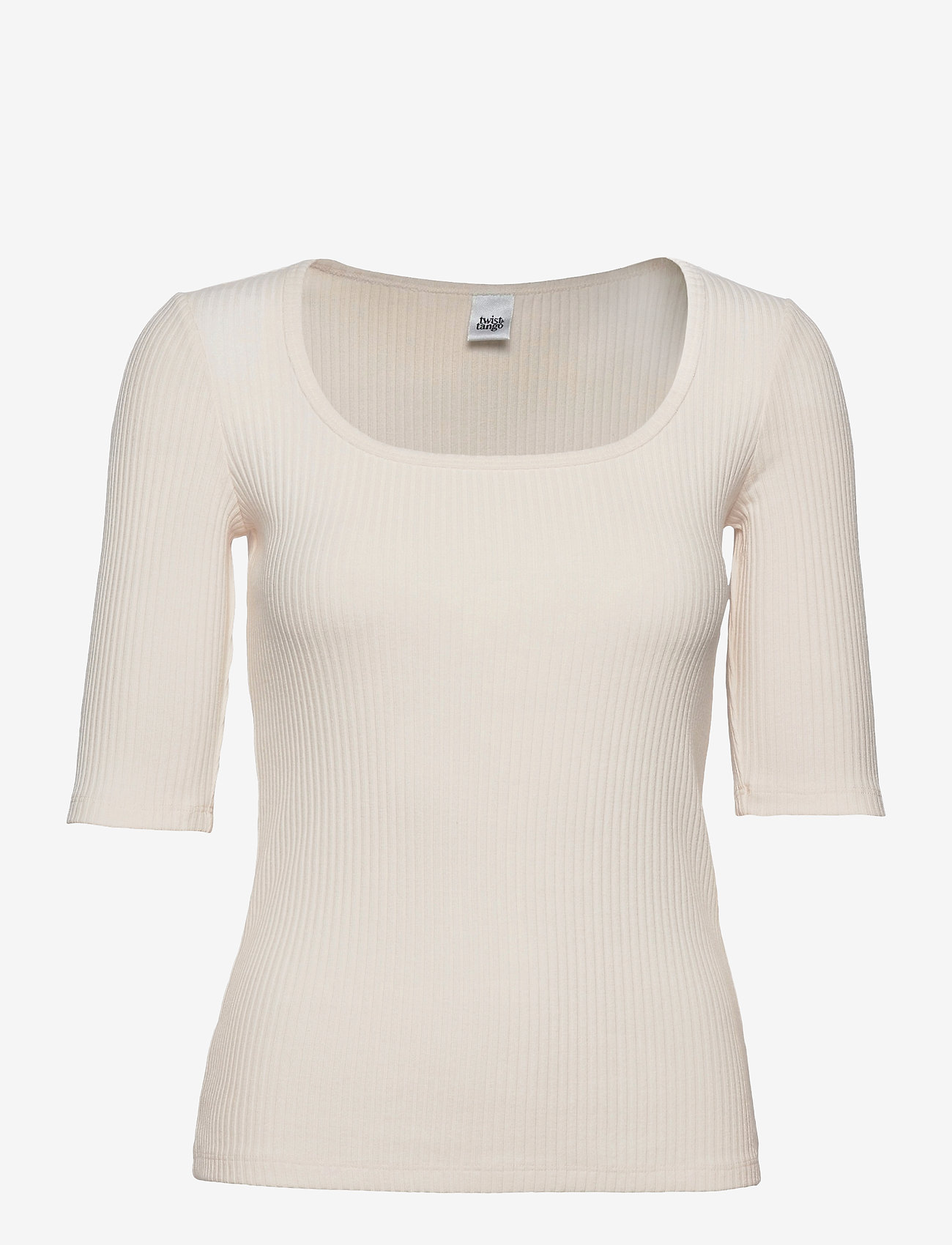 Twist & Tango - Carrie Top - t-shirts - unbleached - 0