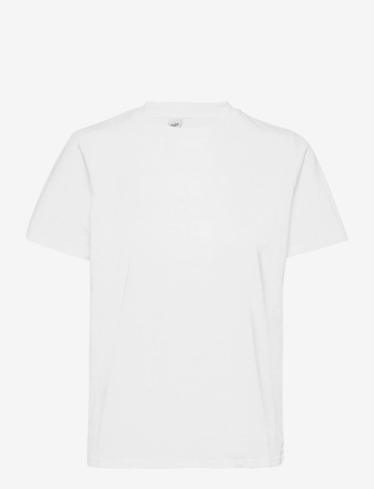Twist & Tango - Heidi Tee - t-shirts - white - 0