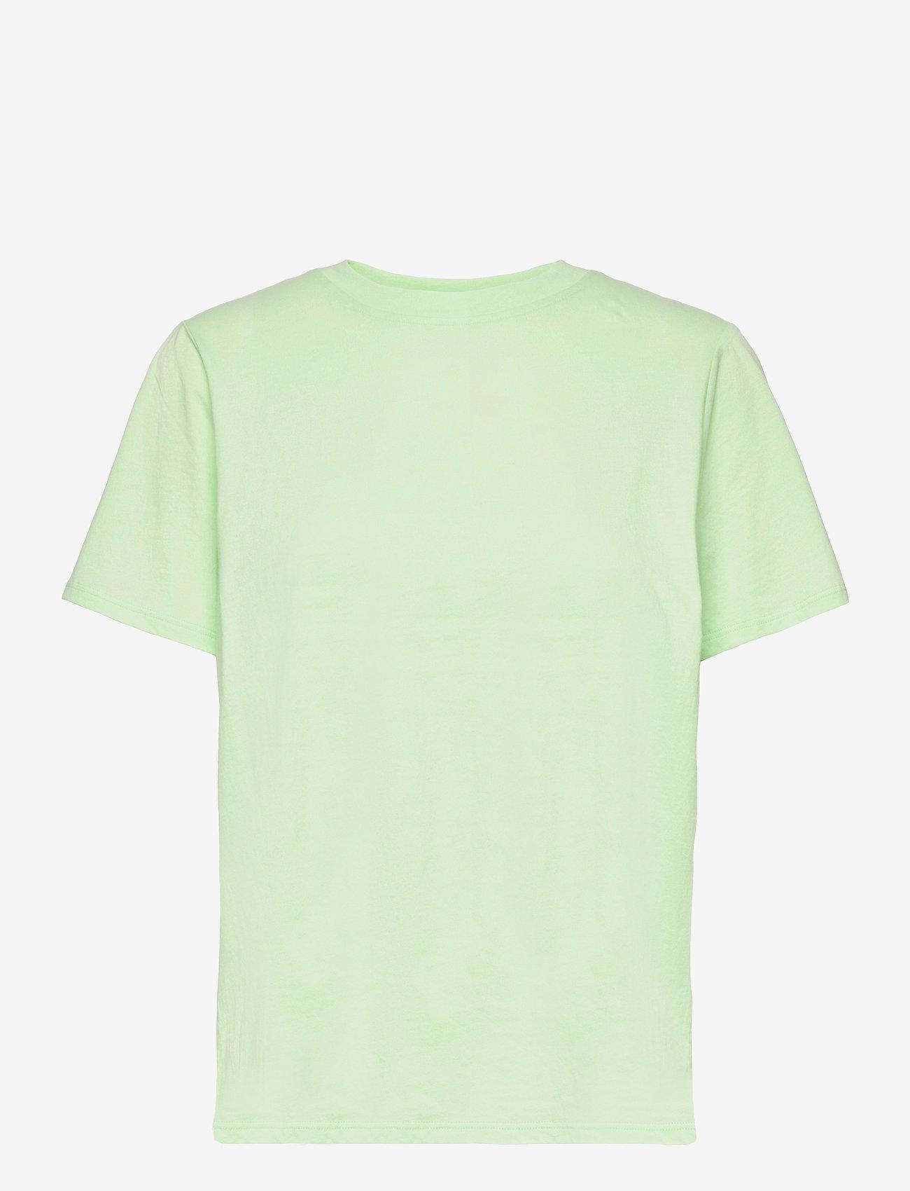 Twist & Tango - Heidi Tee - t-shirts - lt spirulina - 0