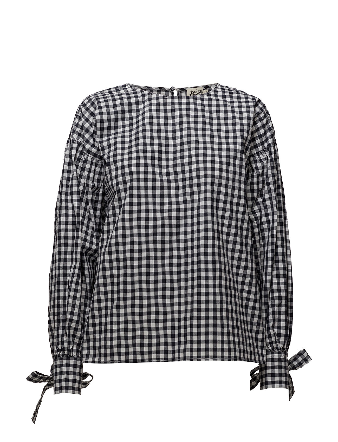 Twist & Tango Stephanie Blouse - NAVY CHECK