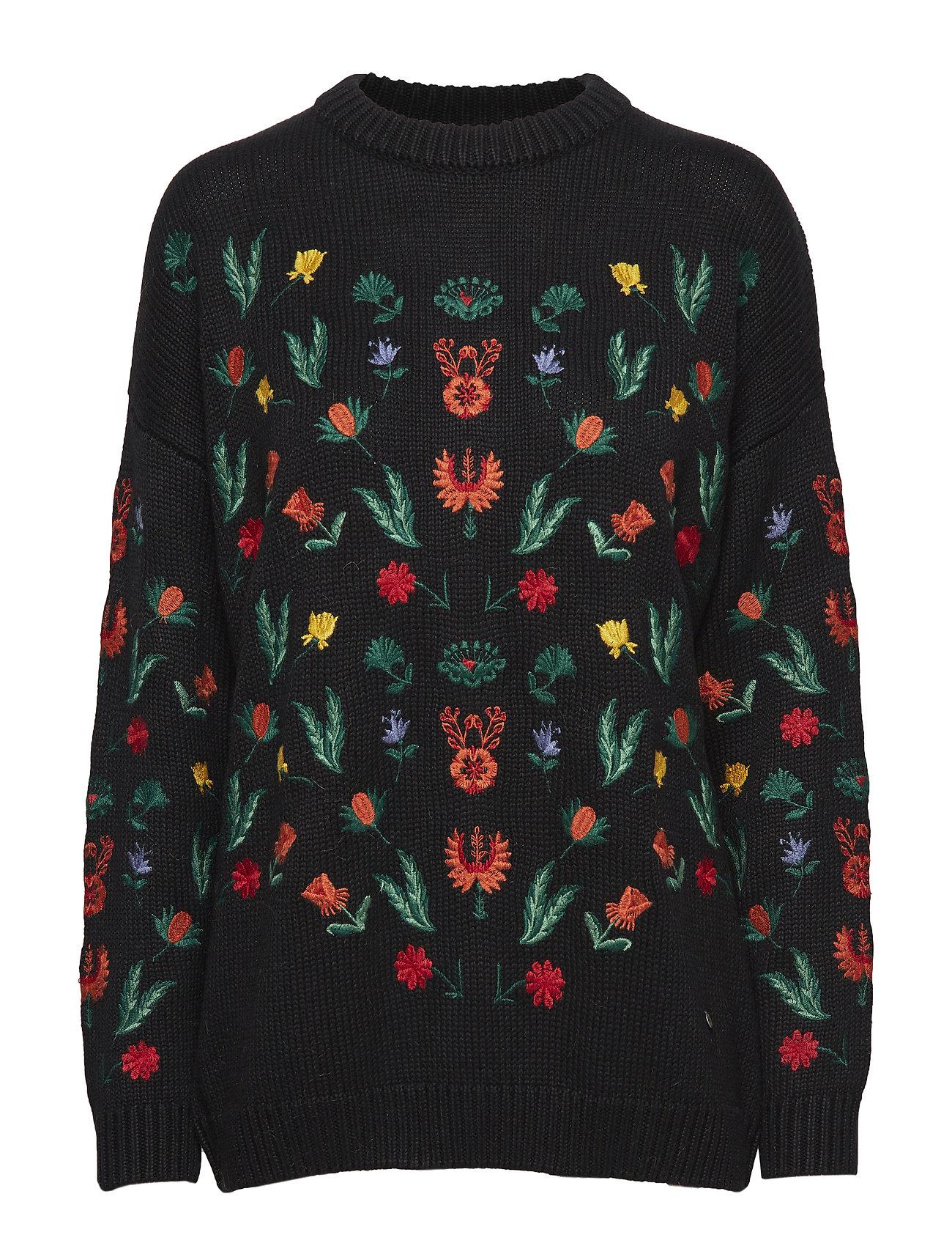 Twist & Tango Freja Sweater - BLACK