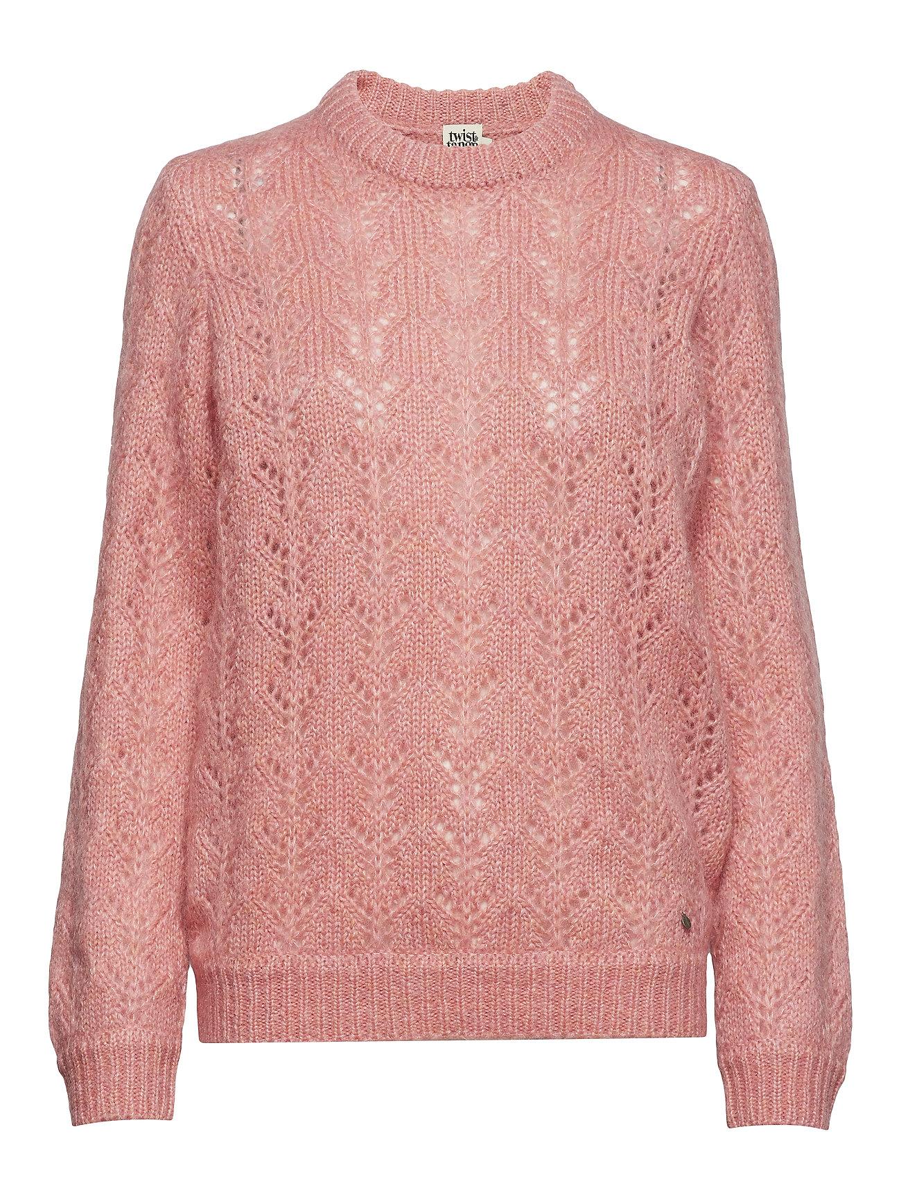 Twist & Tango Hilda Sweater - PINK