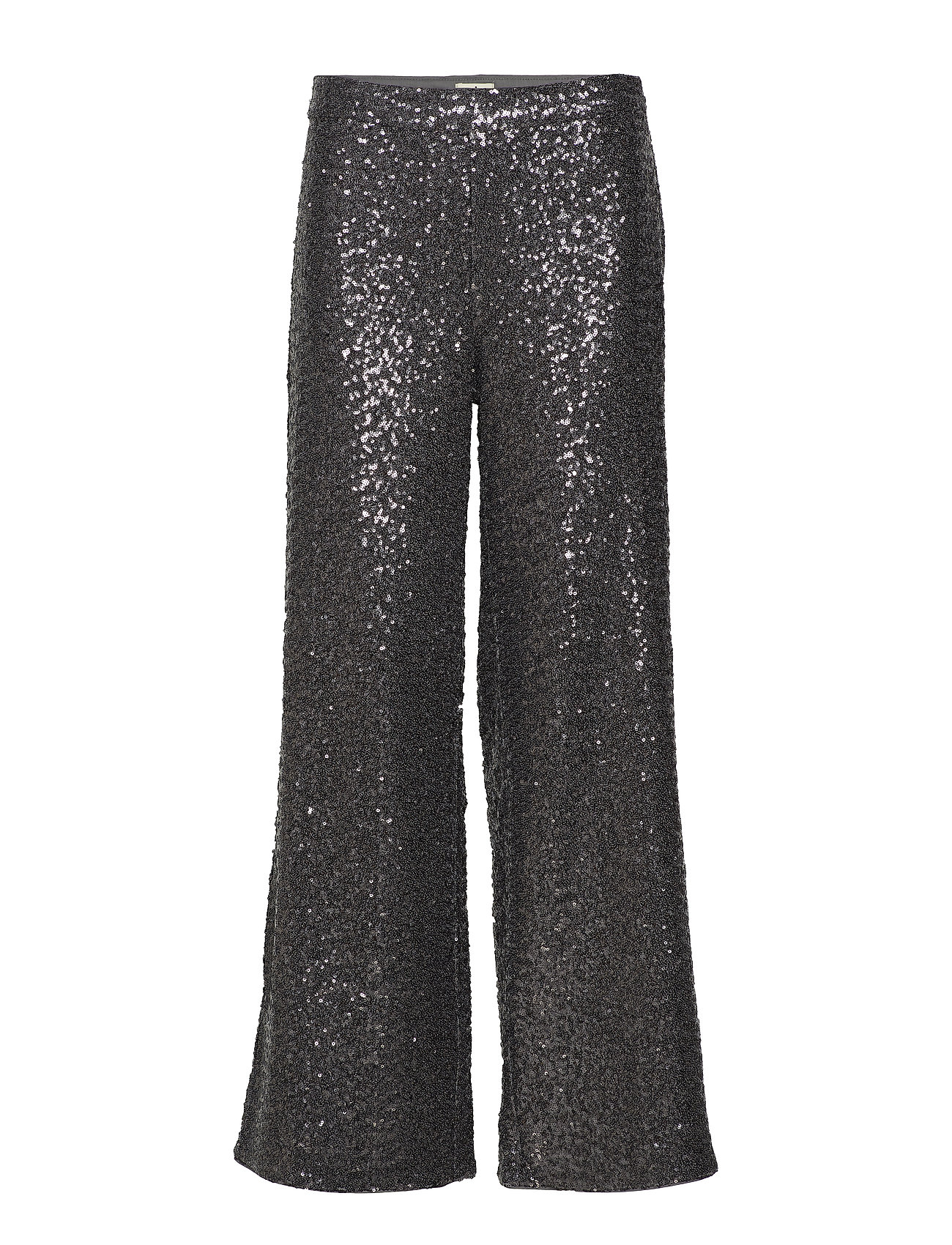 Twist & Tango May  Sequin Trousers - GUN METAL