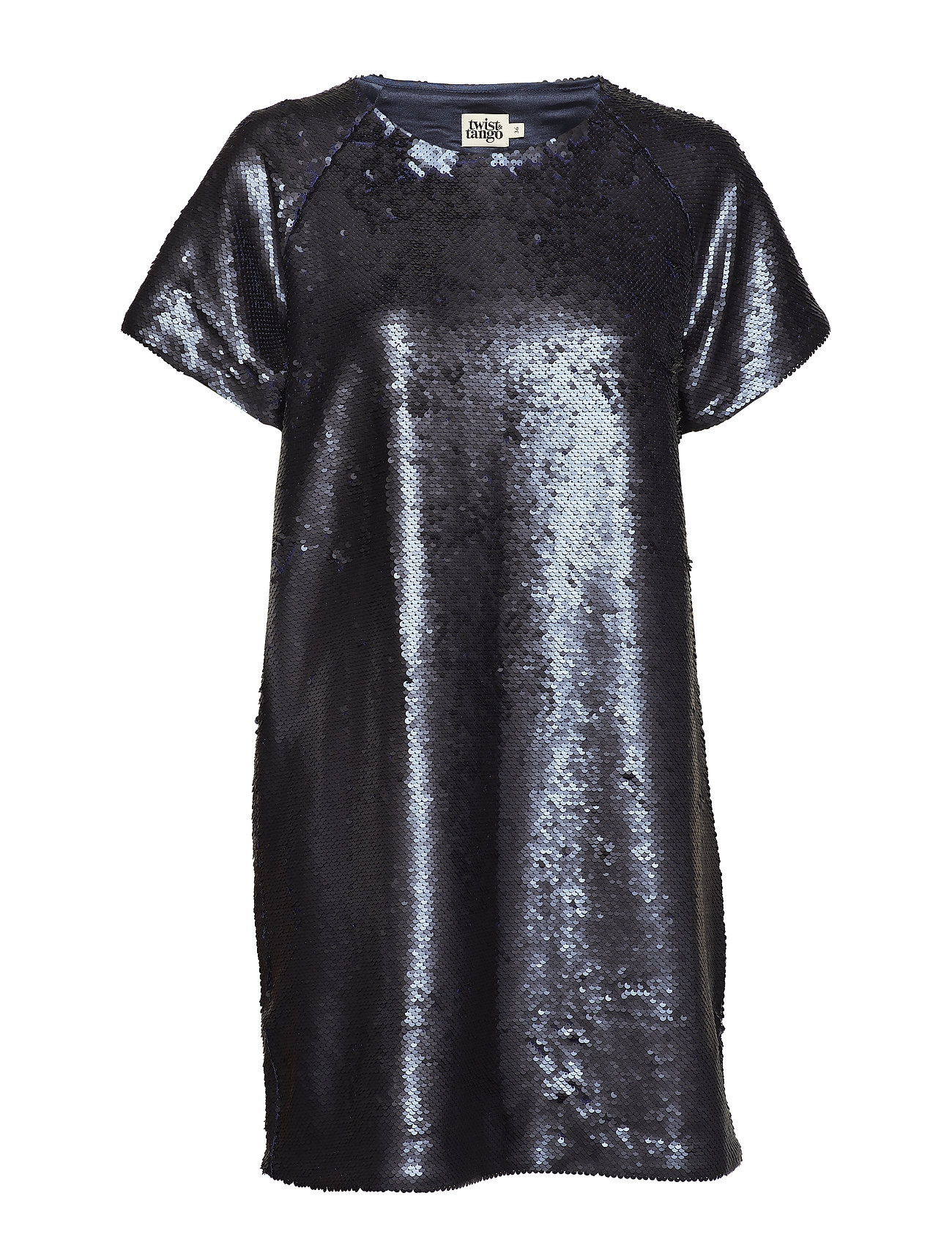 Twist & Tango Kim Sequin Dress - NAVY