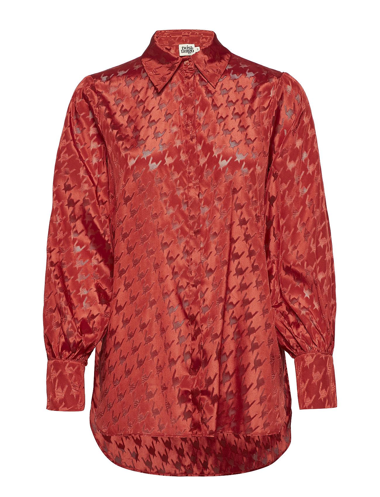 Twist & Tango Kathyn Shirt - RUSTY