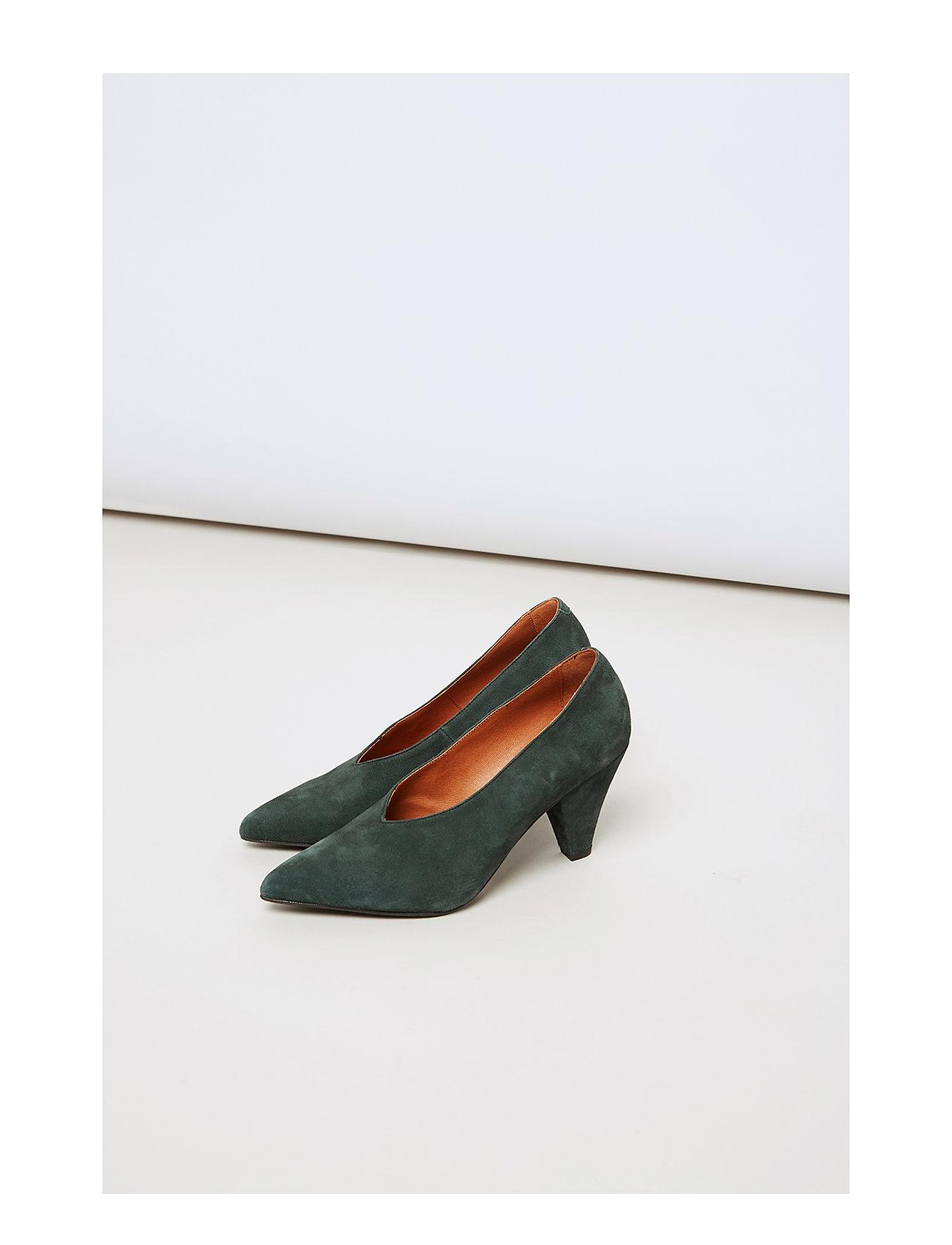 Twist & Tango - Rio Heels Blackish Green - klassiske pumps - green - 0