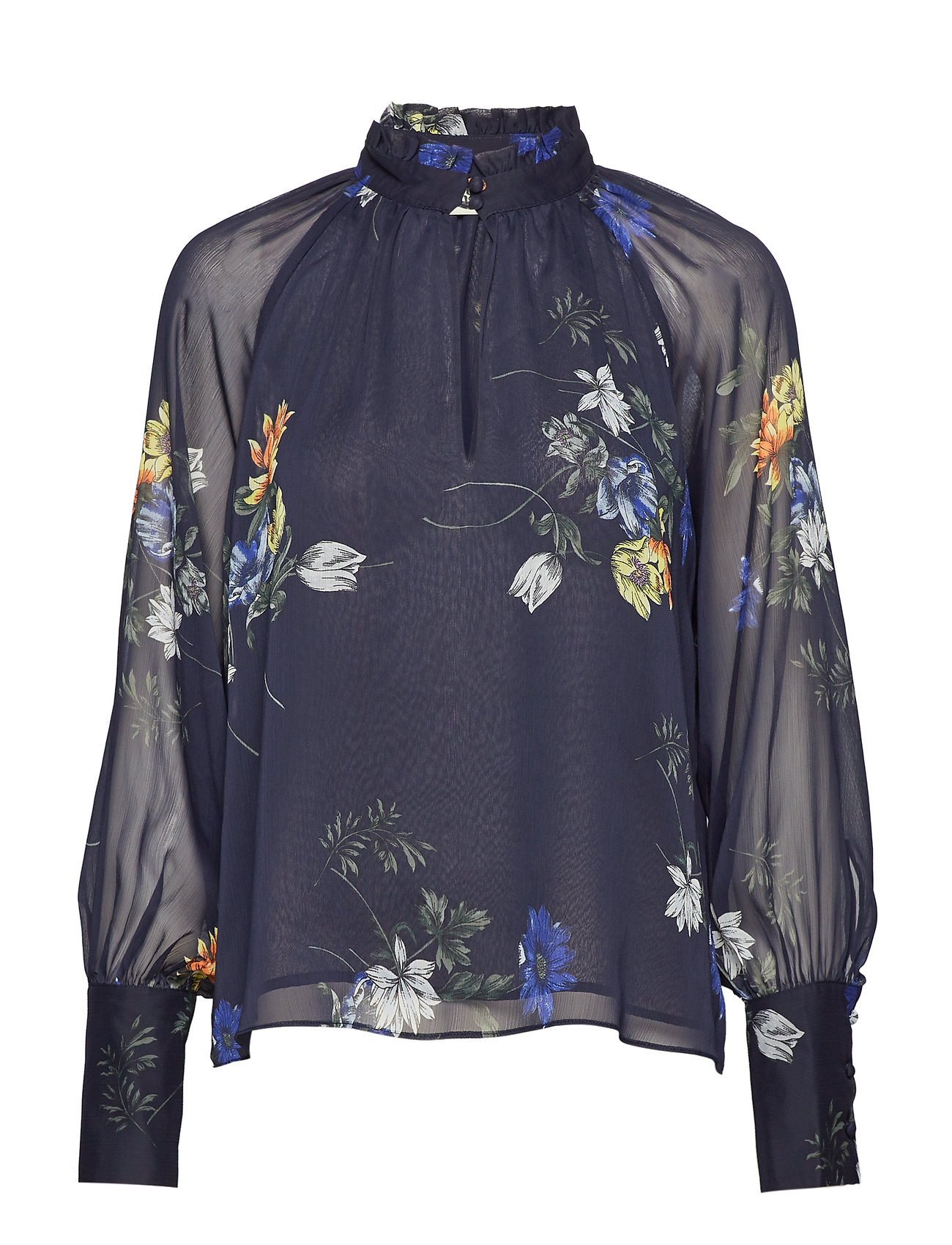 Twist & Tango Eden Blouse Sporty Flower - SPORTY FLOWER