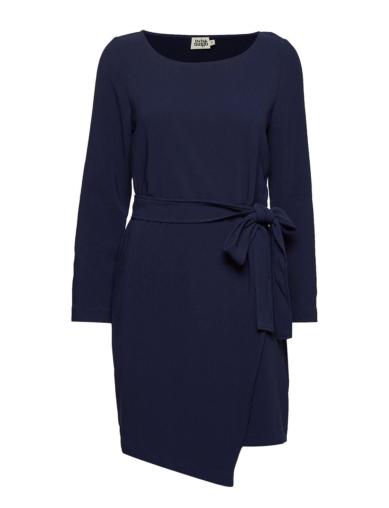 Twist & Tango Adele Dress Blackish Blue - BLACKISH BLUE