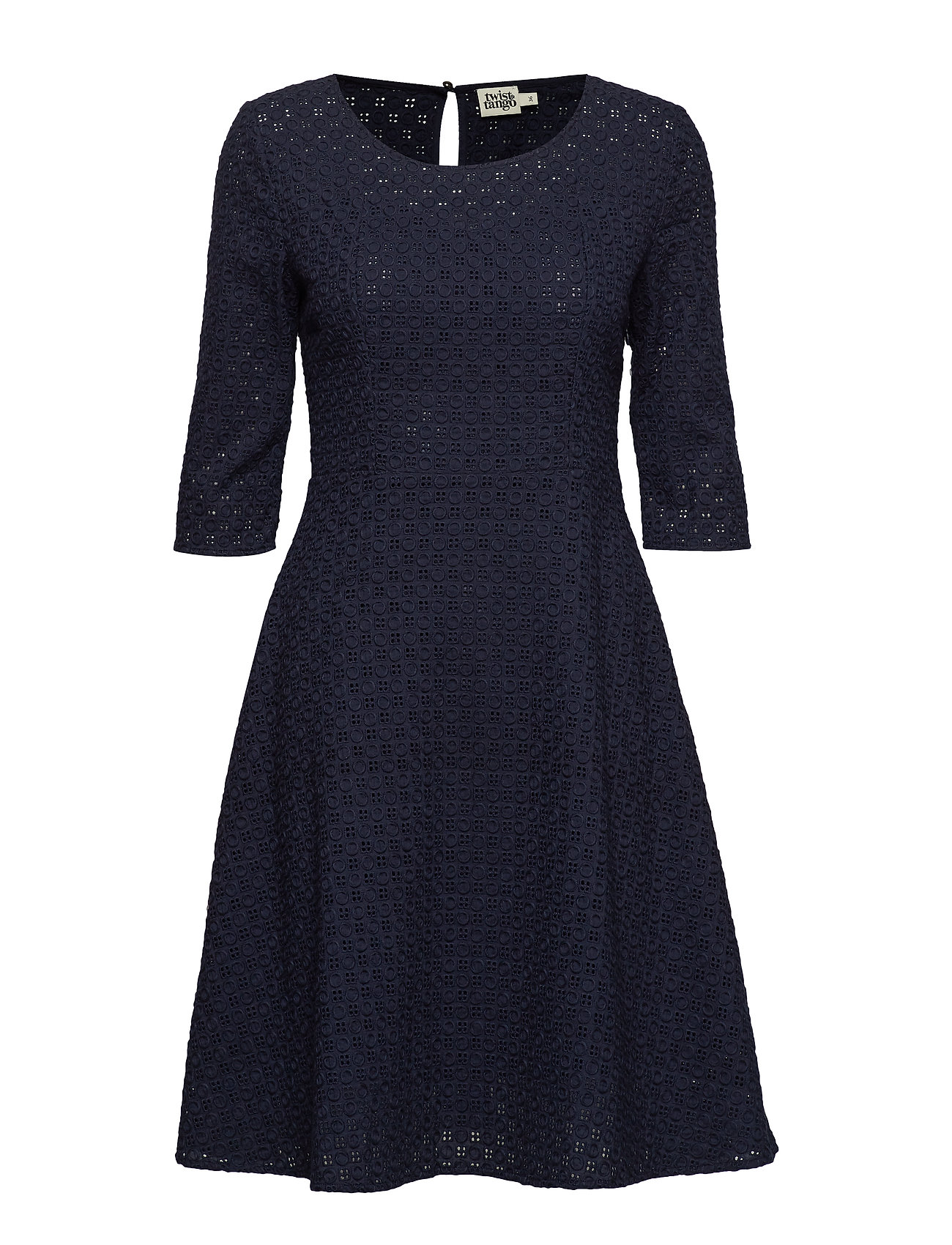 Twist & Tango Ariadne Dress Blackish Blue - BLACKISH BLUE