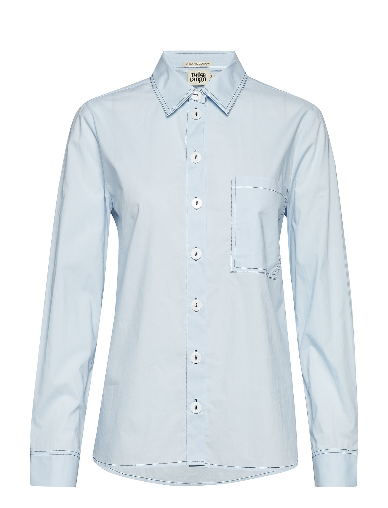 Twist & Tango Dani Shirt Cold Blue - BLUE