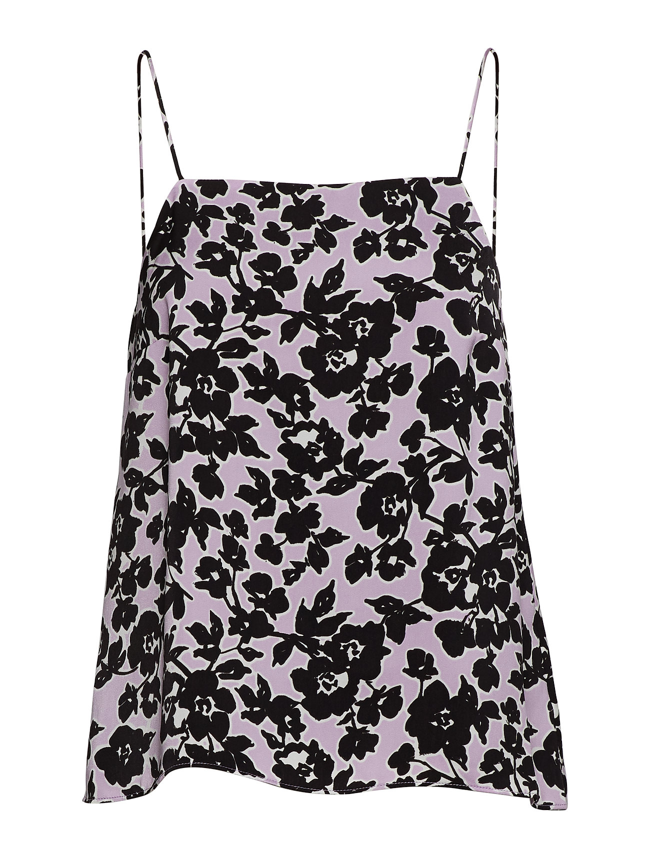 Twist & Tango Mika Singlet - PURPLE FLOWER