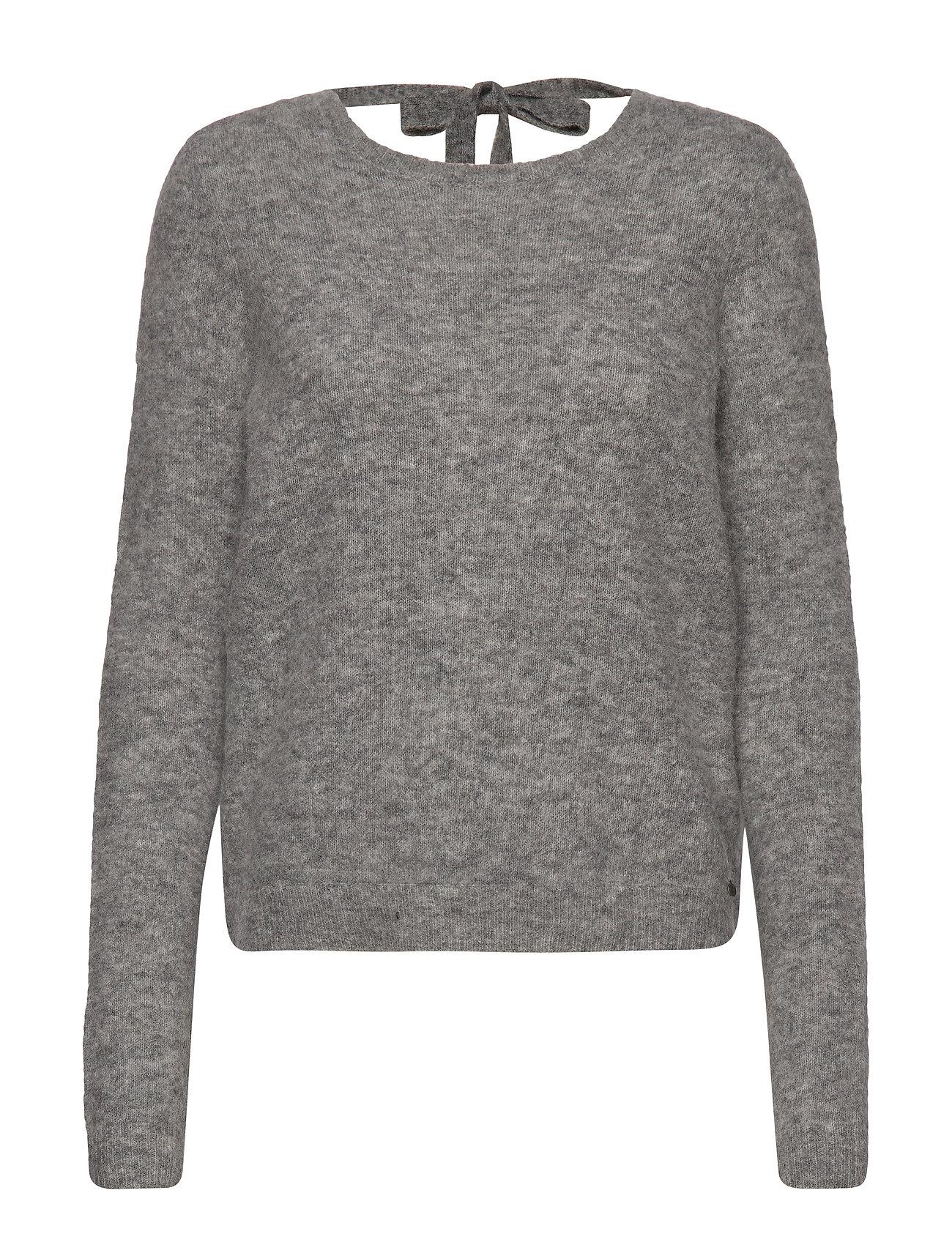 Twist & Tango Hedvig Sweater - GREY MéLANGE