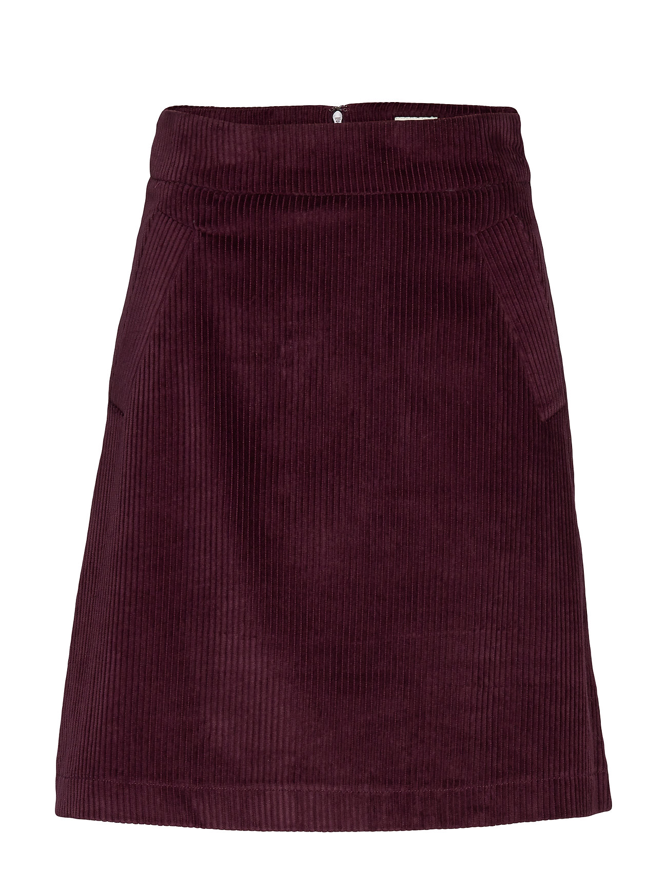 Twist & Tango Angela Cord Skirt - DEEP PURPLE