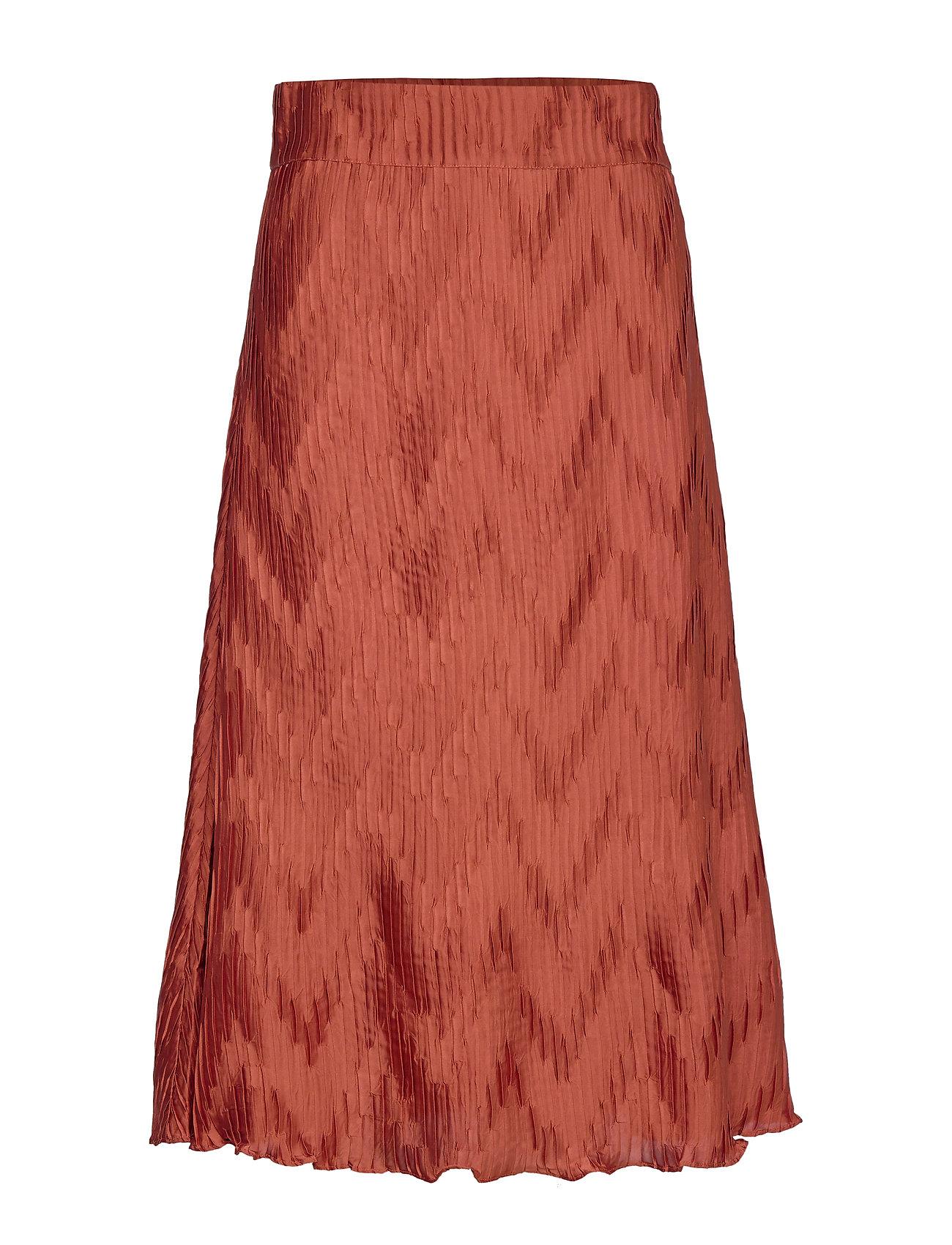 Twist & Tango Ella Skirt - RUSTY RED