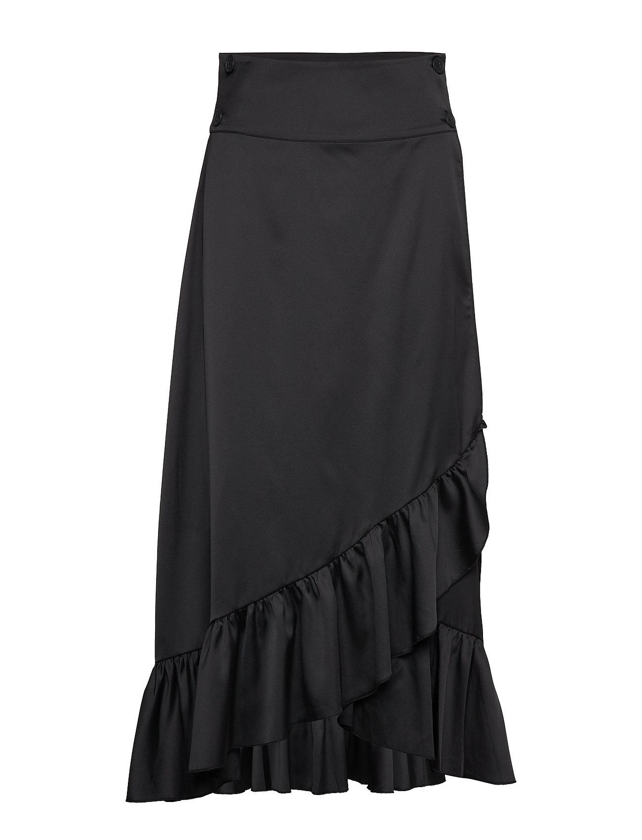 Twist & Tango Tammy Long Skirt - BLACK