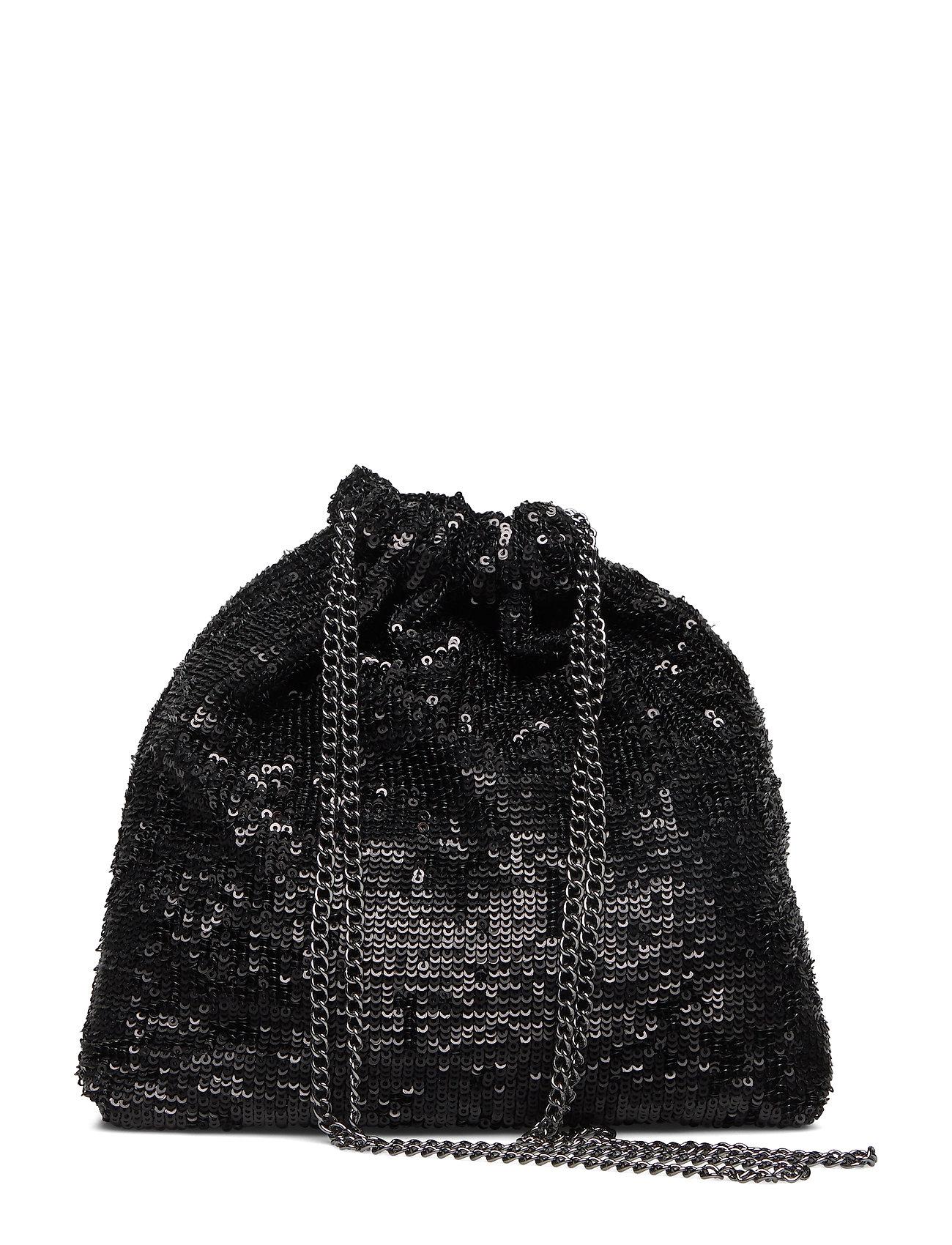 Twist & Tango Katy Sequin Bag - BLACK