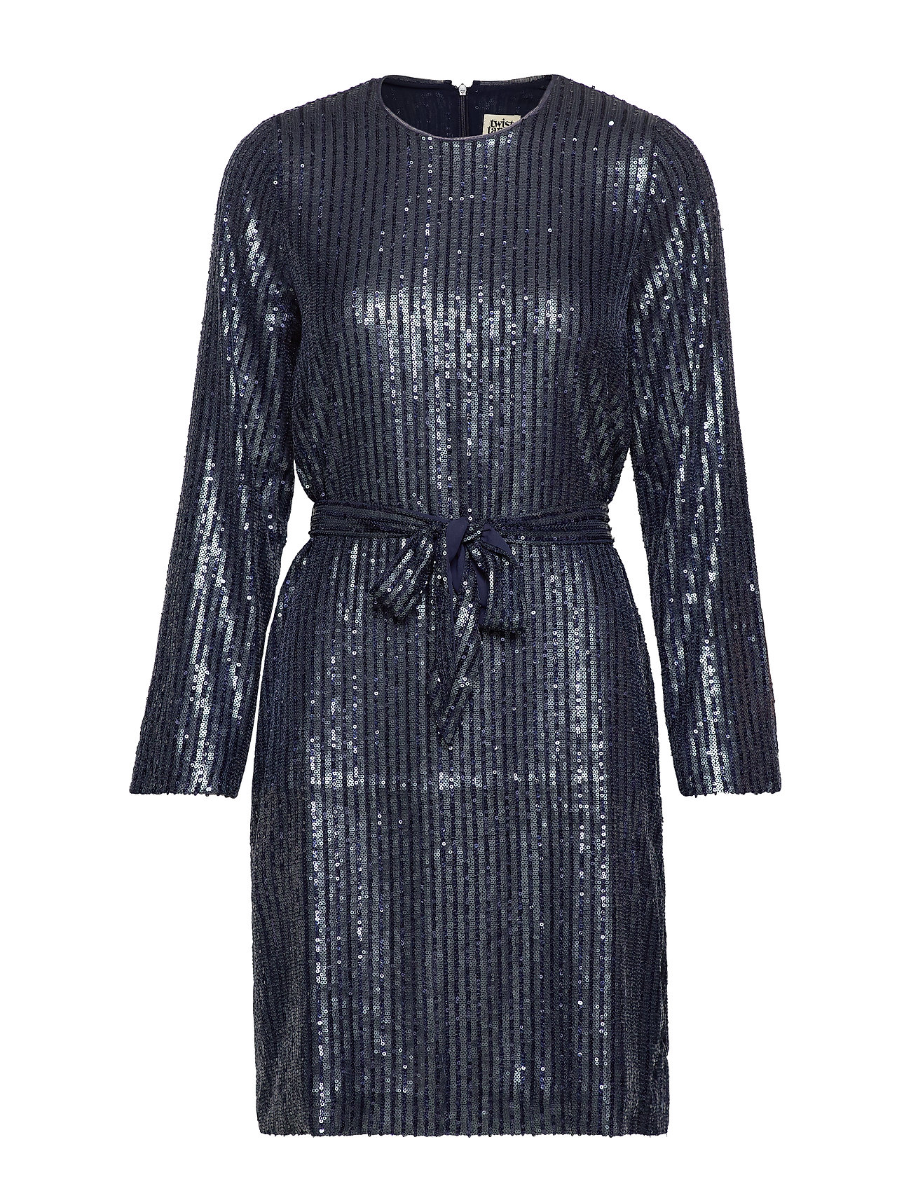 Twist & Tango Britta Sequin Dress - NAVY
