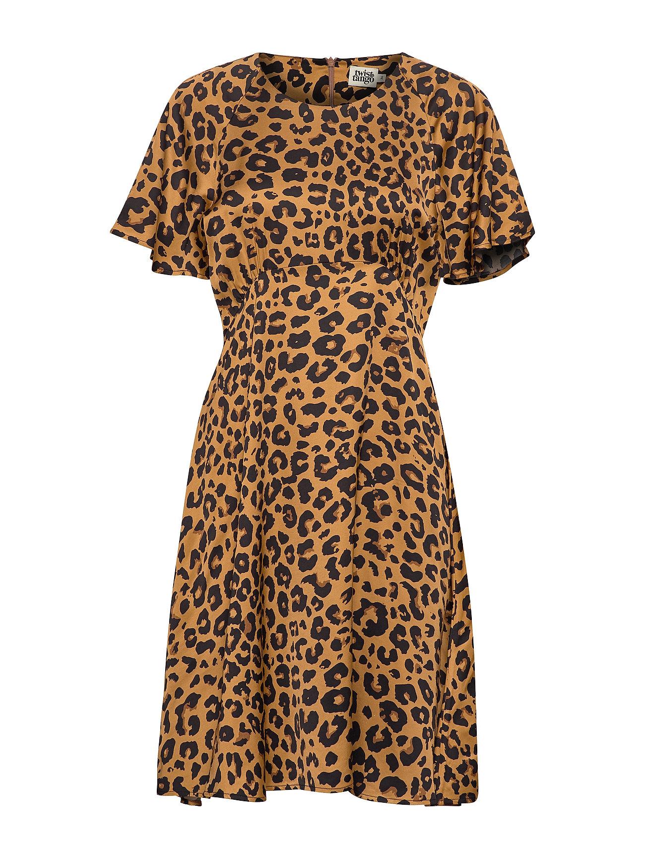 Twist & Tango Elmira Dress - LEOPARD
