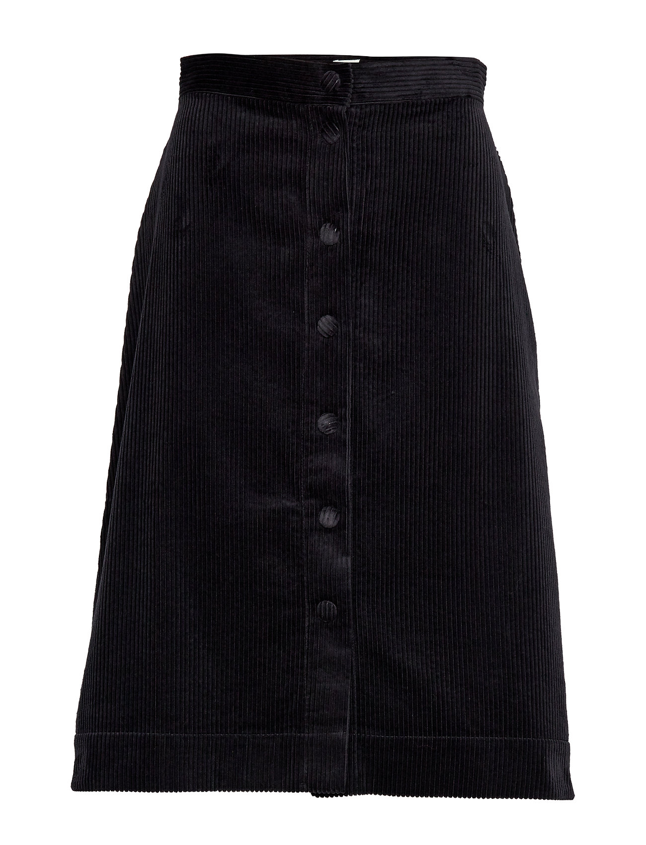Twist & Tango Pia Cord Skirt - BLACK
