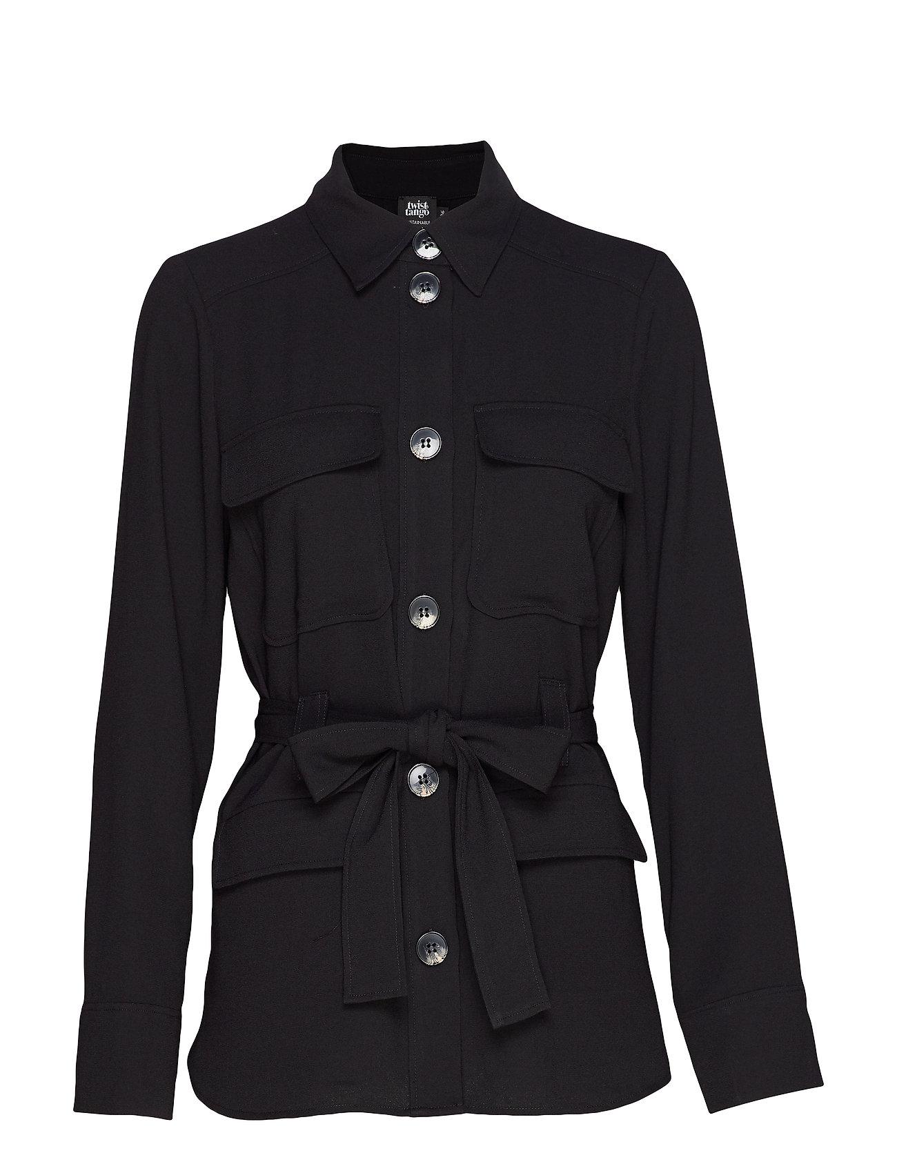 Nike Jacket Black Twist & Tango