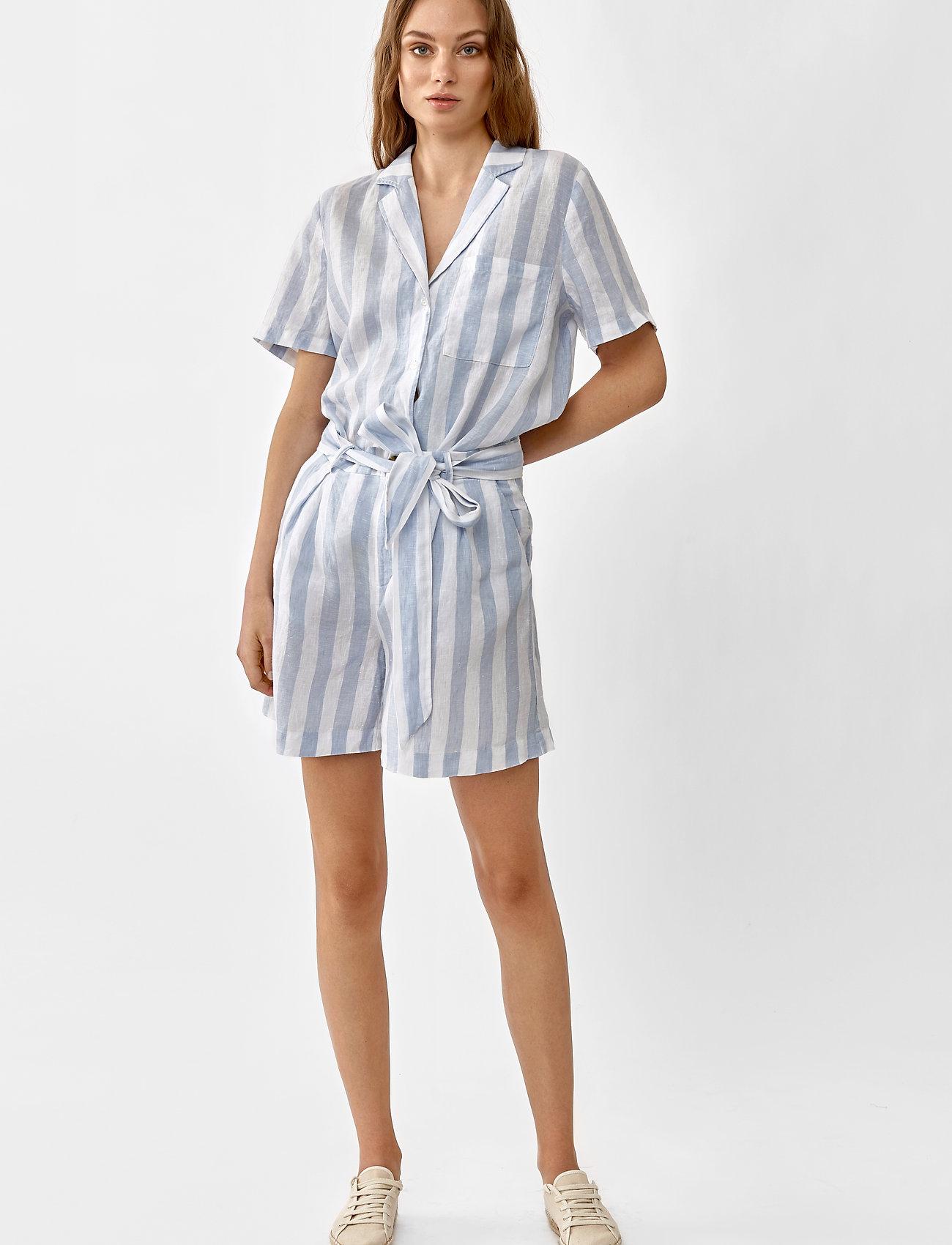 Twist & Tango - Brooke Shorts - casual shorts - blue/white - 0