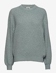Twist & Tango - Sonja Sweater - jumpers - mint - 0