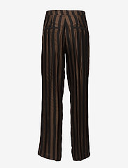 Twist & Tango - Erika Trousers - pantalons larges - brown - 1