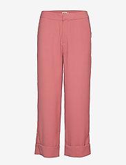 Twist & Tango - Venus Trousers - bukser med brede ben - rose - 1