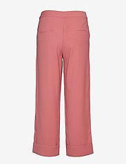 Twist & Tango - Venus Trousers - bukser med brede ben - rose - 2