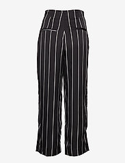 Twist & Tango - Brenda Trousers - wide leg trousers - black stripe - 2