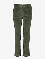 Twist & Tango - Lilly Cord Trousers - pantalons droits - khaki - 0