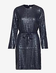 Twist & Tango - Britta Sequin Dress - robes courtes - navy - 0