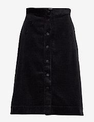 Twist & Tango - Pia Cord Skirt - midi rokken - black - 0
