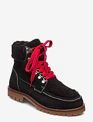 Twist & Tango - Valenza Boots - platte enkellaarsjes - black - 0