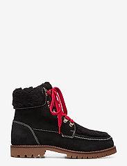 Twist & Tango - Valenza Boots - flade ankelstøvler - black - 1