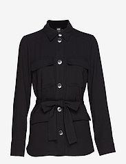 Twist & Tango - Nike Jacket - kevyet takit - black - 0