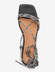 Twist & Tango - Pisa Sandals - platte sandalen - grey snake - 3