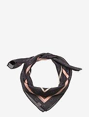 Twist & Tango - Megan Scarf - sjalar - black logo dot - 0