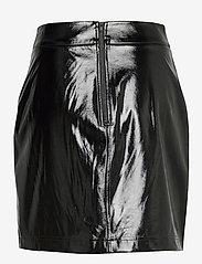 Twist & Tango - Becky Patent Skirt - pennkjolar - black - 1