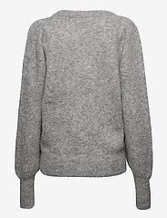 Twist & Tango - Valeria Sweater - tröjor - grey melange - 1