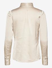 Twist & Tango - Peggy Shirt - långärmade skjortor - pearl - 1