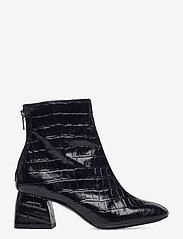 Twist & Tango - Madrid Boots - ankelboots med klack - black croco - 1