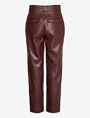 Twist & Tango - Aria Trousers - skinnbyxor - reddish brown - 1