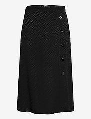 Twist & Tango - Elina Skirt - midi kjolar - black - 0